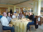 Lunch at the Ronda Parador