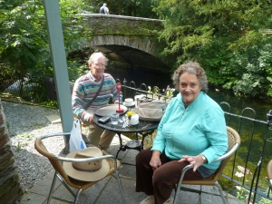 Lunch in Grasmere