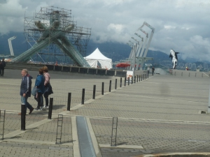 For Rent: The Olympic Cauldron
